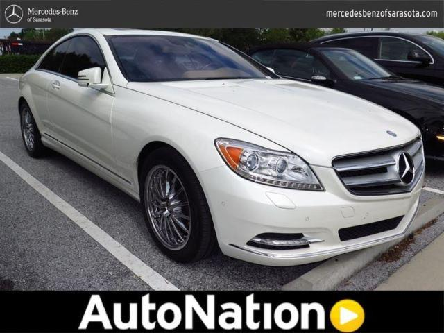 2013 mercedes benz cl class for sale in sarasota florida for Mercedes benz of sarasota