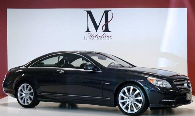2013 mercedes benz cl class cl 550 4matic awd cl 550 for Mercedes benz for sale charlotte nc