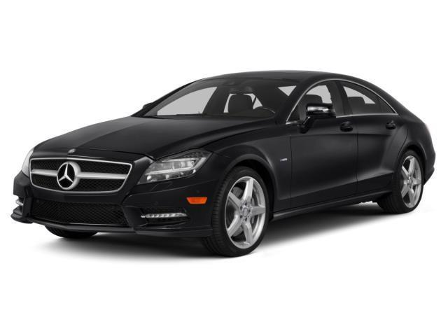 2013 Mercedes-Benz CLS CLS 550 4MATIC AWD CLS 550