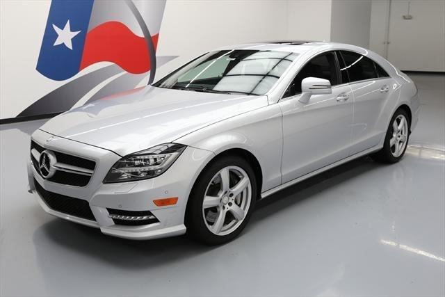 2013 mercedes benz cls cls 550 cls 550 4dr sedan for sale in houston texas classified. Black Bedroom Furniture Sets. Home Design Ideas