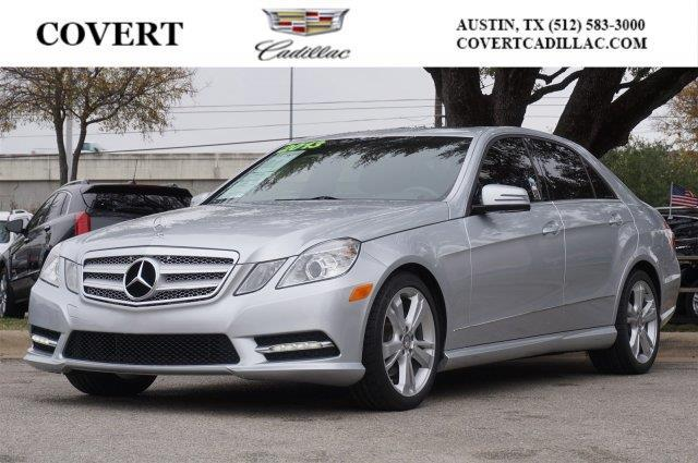 2013 Mercedes-Benz E-Class E 350 Luxury E 350 Luxury