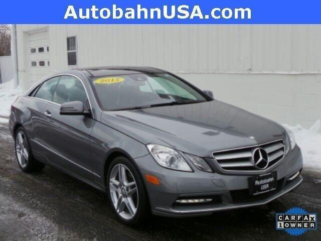 2013 mercedes benz e class e350 for sale in westborough for Mercedes benz dealers in boston area