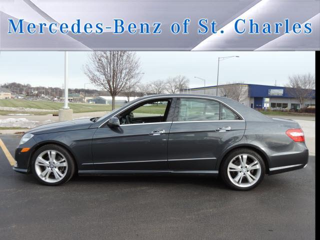 2013 Mercedes-Benz E-Class E350 Luxury 4MATIC AWD E350