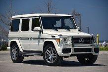2013 Mercedes-Benz G-Class G63 AMG Cars for Sale