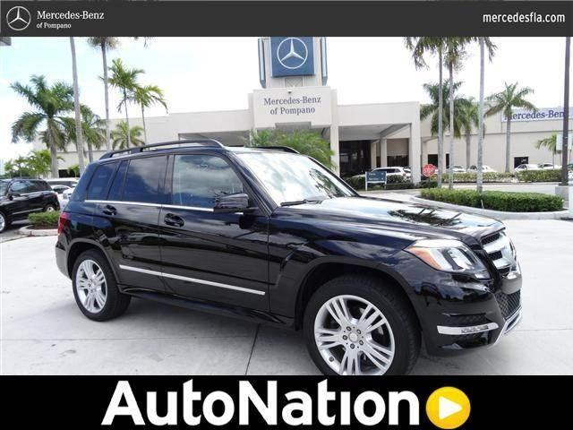 2013 mercedes benz glk class for sale in pompano beach for Mercedes benz of pompano beach