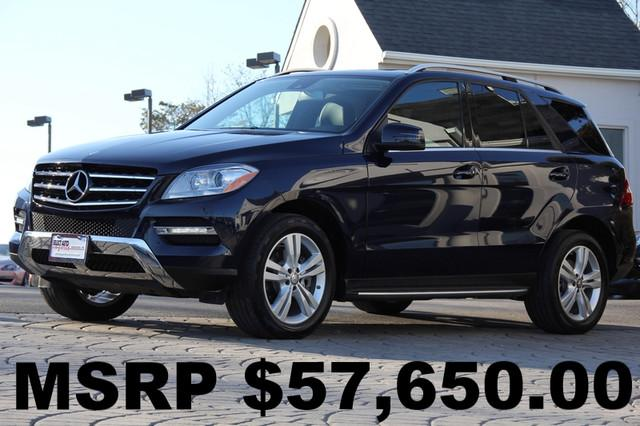 2013 mercedes benz m class awd ml350 4matic 4dr suv for