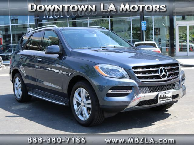 2013 mercedes benz m class ml 350 ml 350 4dr suv for sale for Downtown la motors mercedes benz