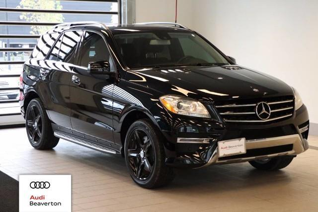 2013 mercedes benz m class ml 550 awd ml 550 4matic 4dr for Mercedes benz suv 2013 for sale
