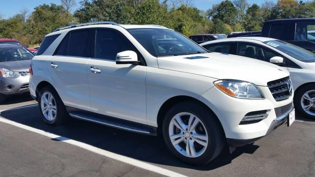 2013 mercedes benz m class ml350 4matic awd ml350 4matic for Mercedes benz suv 2013 for sale