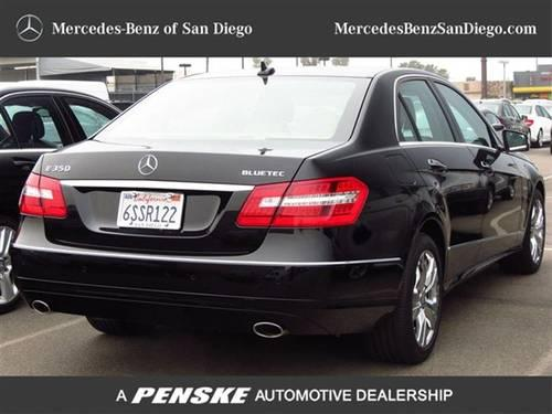 2013 mercedes benz s class 4dr sdn s350 bluetec 4matic for for Mercedes benz of escondido 1101 w 9th ave