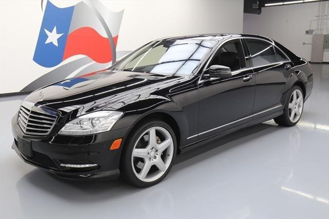 2013 mercedes benz s class s 550 s 550 4dr sedan for sale for Mercedes benz for sale in houston