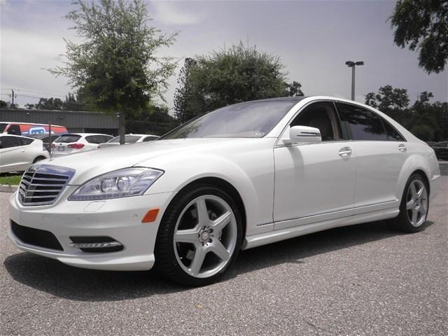 2013 Mercedes Benz S550 Sport Package Pan Roof Amg Rims 7k