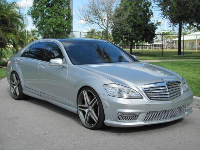 2013 mercedes benz s63 iridium silver panoramaroof for for Mercedes benz pompano