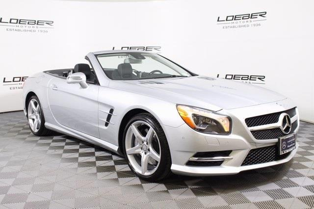 2013 mercedes benz sl class sl 550 sl 550 2dr convertible for sale in lincolnwood illinois. Black Bedroom Furniture Sets. Home Design Ideas