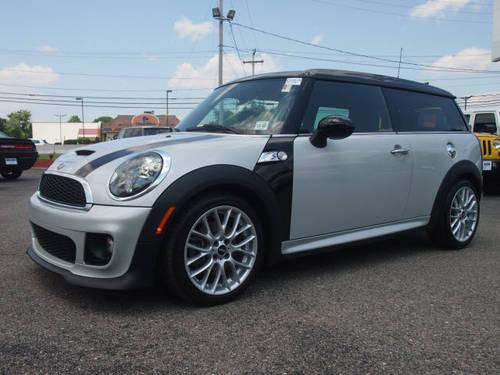 2013 mini cooper clubman 4 dr wagon s for sale in east hanover new jersey classified. Black Bedroom Furniture Sets. Home Design Ideas