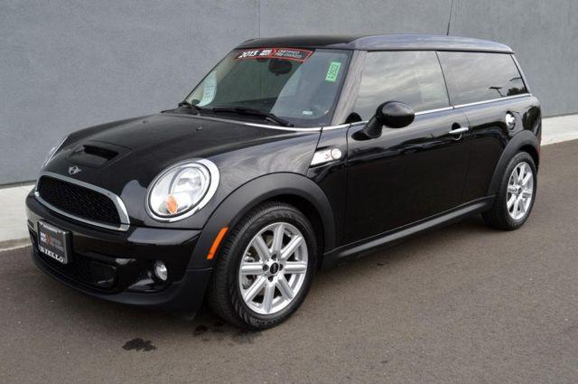 2013 MINI Cooper Clubman S For Sale In Sacramento