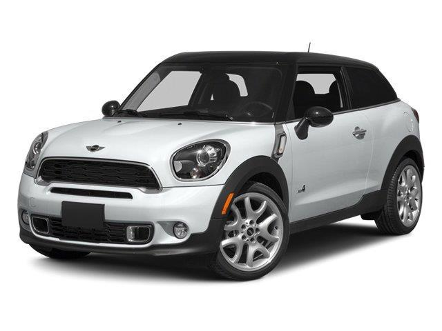 2013 MINI Paceman Cooper S ALL4 AWD Cooper S ALL4 2dr