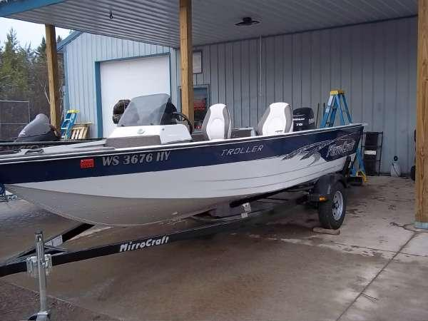 2013 mirrocraft 1685 16 foot 2013 fishing boat in for 16 ft fishing boat