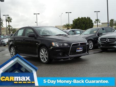 2013 Mitsubishi Lancer Ralliart AWD Ralliart 4dr Sedan