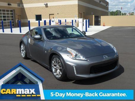 2013 Nissan 370Z Base Base 2dr Coupe 6M