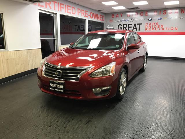 2013 Nissan Altima 2.5 2.5 4dr Sedan