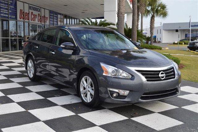 2013 NISSAN Altima 2.5 4dr Sedan