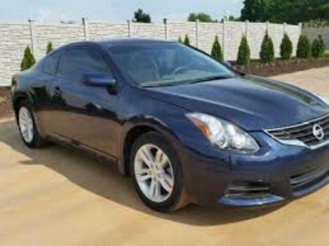 2013 Nissan Altima 2.5 S 2.5 S 2dr Coupe
