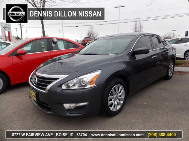2013 Nissan Altima 2 5 S 2 5 S 4dr Sedan For Sale In Boise