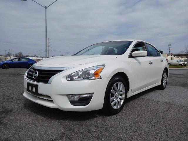 2013 nissan altima 2 5 s 2 5 s 4dr sedan for sale in baltimore maryland classified. Black Bedroom Furniture Sets. Home Design Ideas
