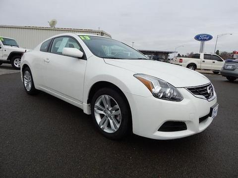 2013 nissan altima 2 door coupe for sale in tahlequah oklahoma classified. Black Bedroom Furniture Sets. Home Design Ideas