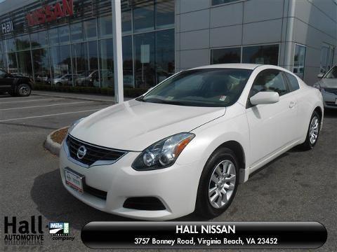 2013 Nissan Altima 2 Door Coupe For Sale In Newport News
