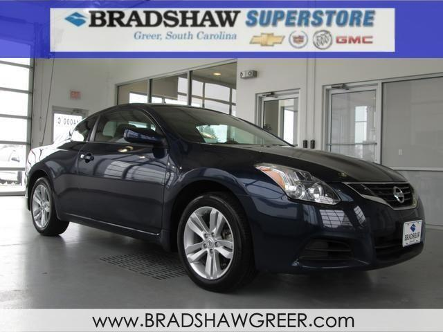 2013 nissan altima 2d coupe 2 5 s for sale in greer south carolina classified. Black Bedroom Furniture Sets. Home Design Ideas