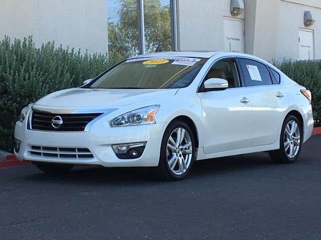 2013 nissan altima 3 5 sl 3 5 sl 4dr sedan for sale in peoria arizona classified. Black Bedroom Furniture Sets. Home Design Ideas