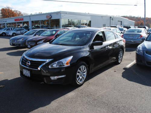 2013 Nissan Altima 4 Dr Sedan 2 5 S for Sale in New