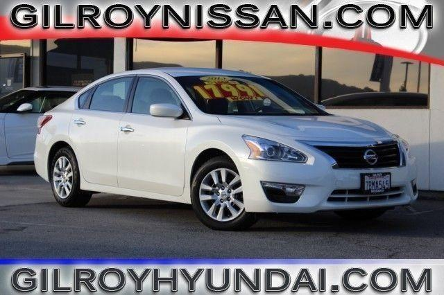 2013 nissan altima 4d sedan 2 5 s for sale in gilroy california classified. Black Bedroom Furniture Sets. Home Design Ideas
