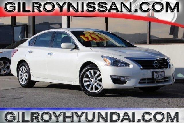 2013 Nissan Altima 4D Sedan 25 S For Sale In Gilroy