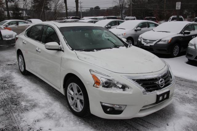 2013 nissan altima 4d sedan 2 5 sl for sale in borough connecticut classified. Black Bedroom Furniture Sets. Home Design Ideas