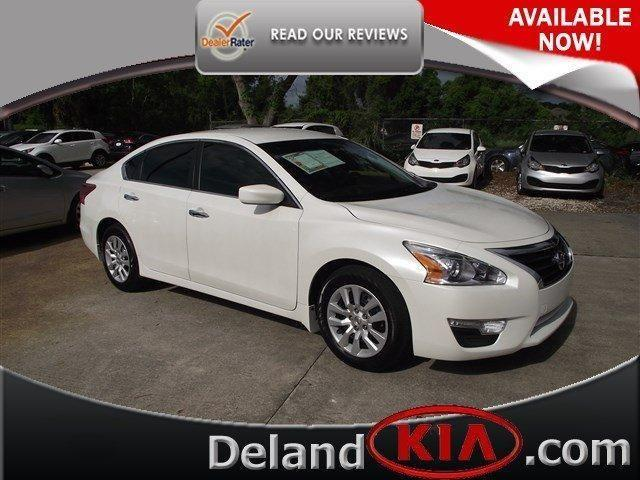 2013 nissan altima 4dr car 2 5 sl for sale in de land florida classified. Black Bedroom Furniture Sets. Home Design Ideas