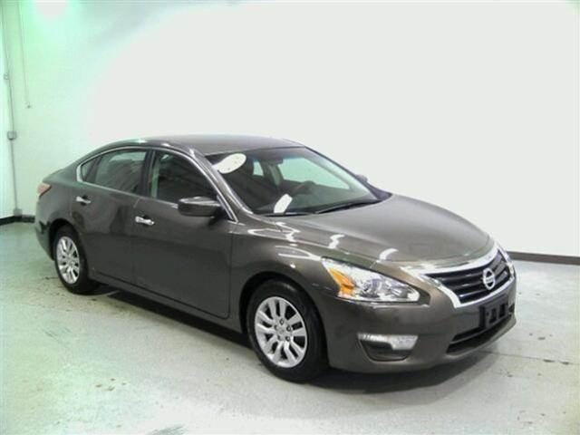 2013 Used Nissan Altima 4dr Sedan I4 25 Sl At Nissan Of