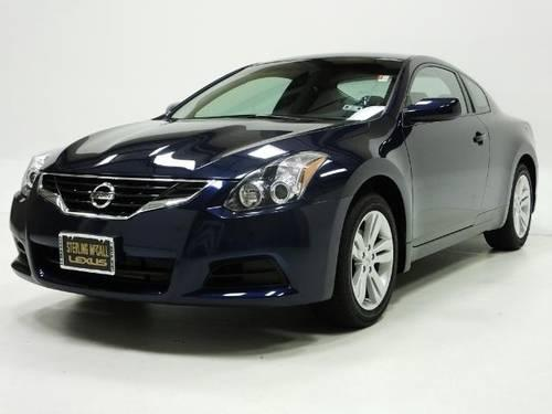 2013 nissan altima coupe 2dr cpe i4 2 5 s for sale in houston texas classified. Black Bedroom Furniture Sets. Home Design Ideas