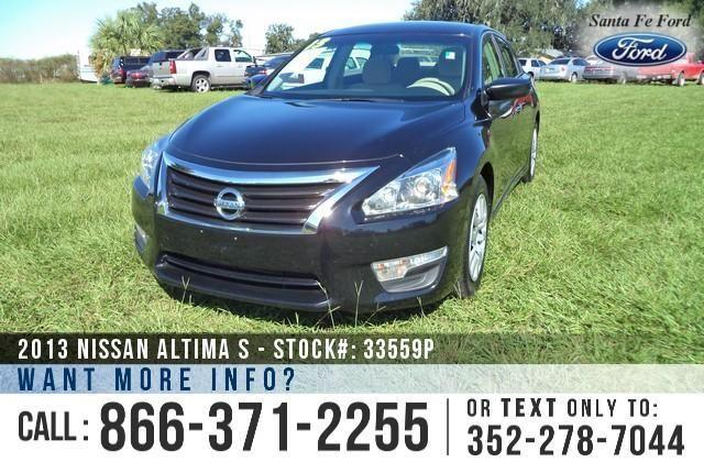 2013 Nissan Altima S - 31K Miles - Finance Here!