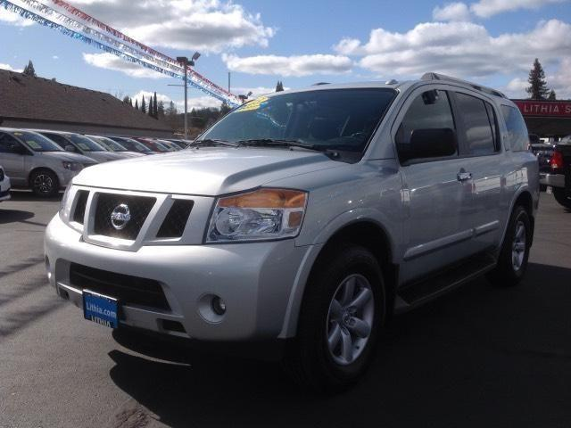 2013 nissan armada 4dr 4x4 for sale in grants pass oregon classified. Black Bedroom Furniture Sets. Home Design Ideas