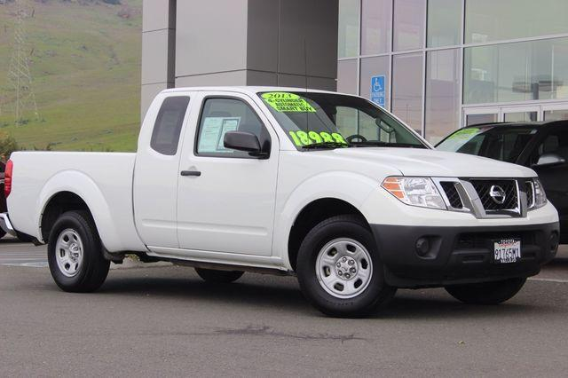 2013 nissan frontier 4x2 s 4dr king cab 6 1 ft sb pickup 5m for sale in vallejo california. Black Bedroom Furniture Sets. Home Design Ideas