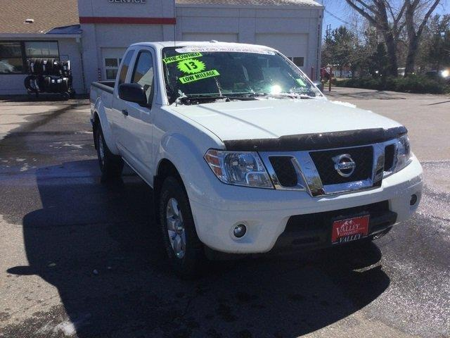 2013 nissan frontier pro 4x 4x4 pro 4x 4dr king cab 6 1 ft sb pickup 6m for sale in longmont. Black Bedroom Furniture Sets. Home Design Ideas
