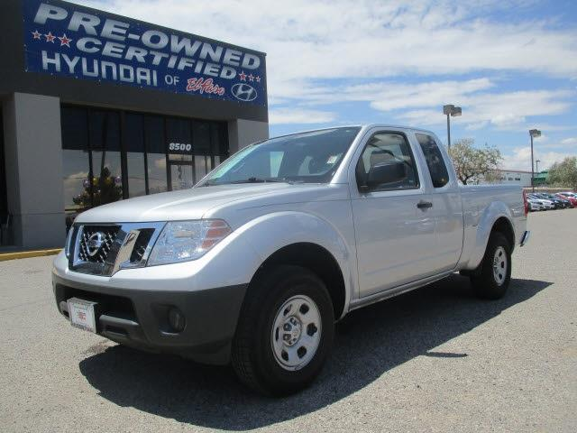2013 nissan frontier s 4x2 s 4dr king cab 6 1 ft sb pickup 5m for sale in el paso texas. Black Bedroom Furniture Sets. Home Design Ideas