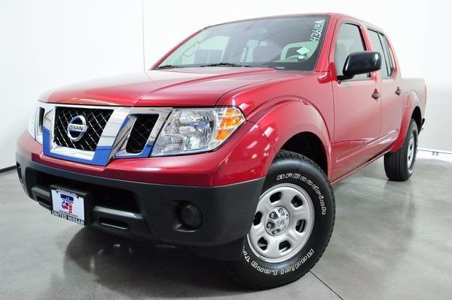 2013 Nissan Frontier SV 4x2 SV 4dr Crew Cab 5 ft. SB