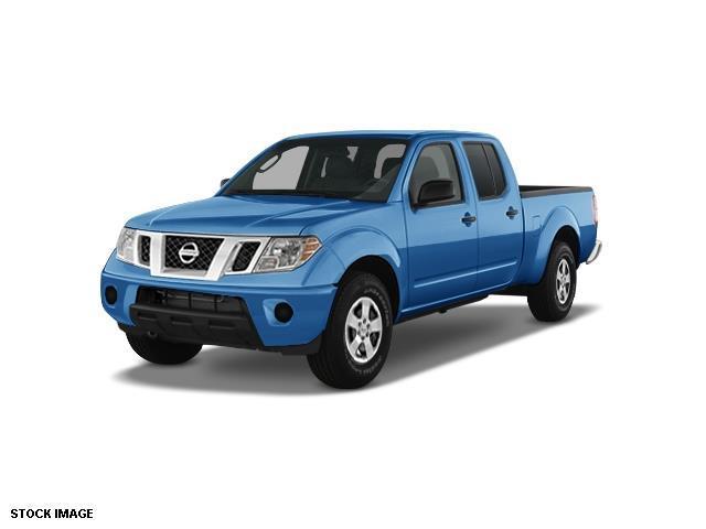 2013 Nissan Frontier Sv 4x4 Sv 4dr Crew Cab 5 Ft Sb