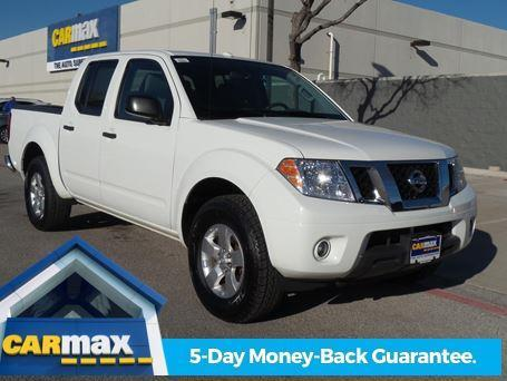 2013 Nissan Frontier SV 4x4 SV 4dr Crew Cab 5 ft. SB