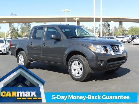 used 2013 nissan frontier for sale carmax autos post. Black Bedroom Furniture Sets. Home Design Ideas