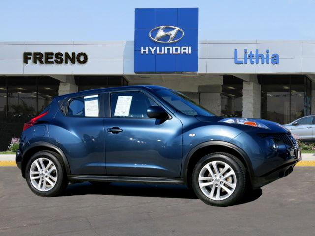 Used Cars In Hanford Ca 2013 NISSAN JUKE AWD S 4dr Crossover for Sale in Fresno, California ...